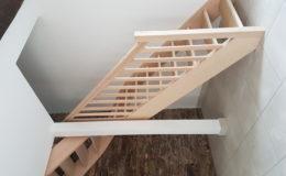 Escalier 1/4 Tournant HETRE