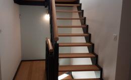 Escalier Standing 2/4 Tournant