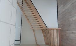 Escalier largeur 1200 mm
