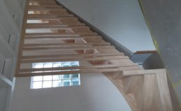 Escalier HEVEA 1/4 Tournant