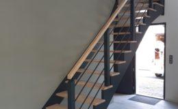 Escalier 1/4 Tournant haut