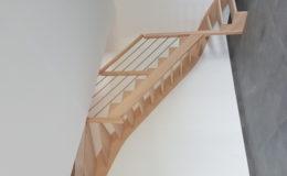 Escalier 2-4Tournant SCM