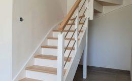Escalier TECABOIS 1/4 Tournant