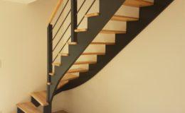 Escalier TK Création – SCM – FRENE OLIVIER
