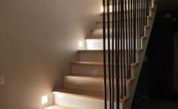 Escalier DROIT – FRENE